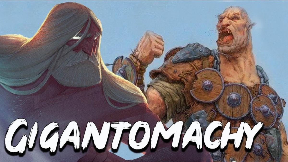 Gigantomachy